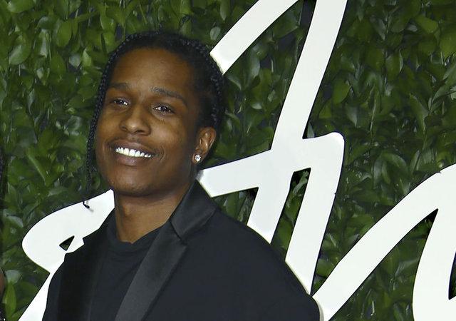 Ünlü rapçi ASAP Rocky'nin seks görüntüleri internete sızdı - Magazin haberleri