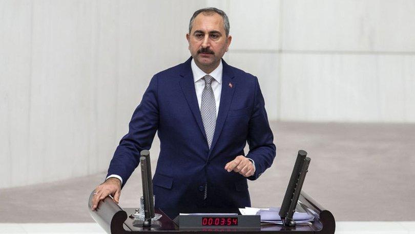 Adalet Bakanı Gül'den Kadına şiddet ve iyi hal indirimi açıklaması