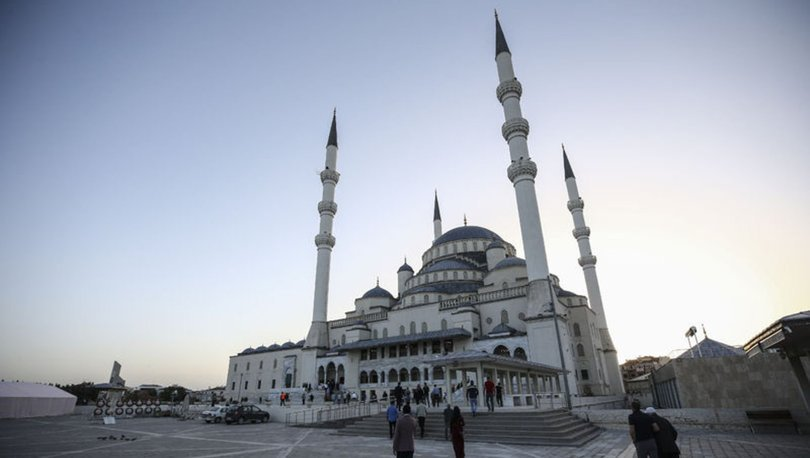 Ankara Cuma namazı saat kaçta? Ankara Cuma saati vakti - 20 Aralık 2019