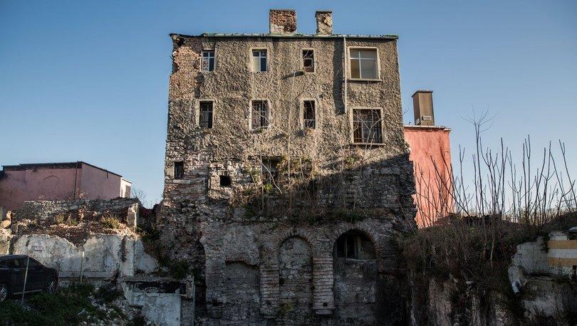 Fatih tarihi bina