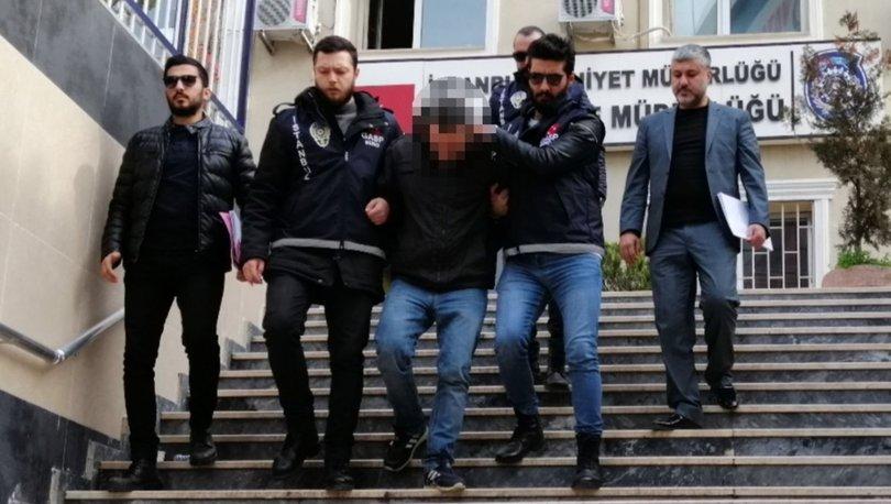 Balat'taki tacizci yaşadığı çatı katında yakalandı