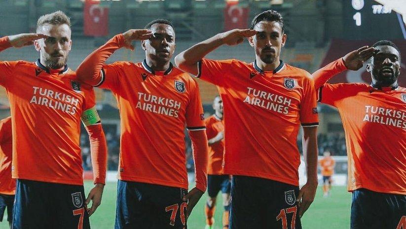 Başakşehir'e asker selamı cezası!