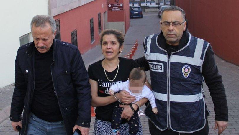 Kayseri'de 28 suçtan aranan iki kişi yakalanarak cezaevine gönderildi