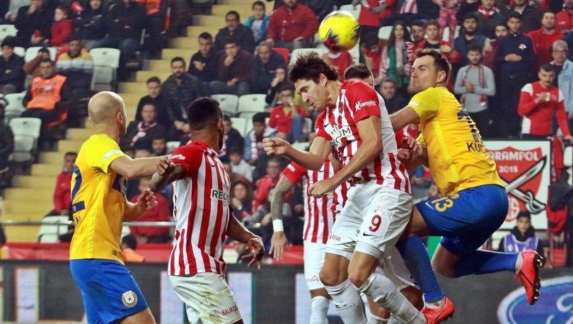 Antalyaspor Ankaragücü