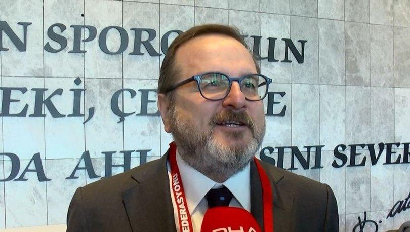 Trabzonspor Yönetim Kurulu Üyesi Ahmet Fikret Gökhan: İki kupada da ilerlemek istiyoruz