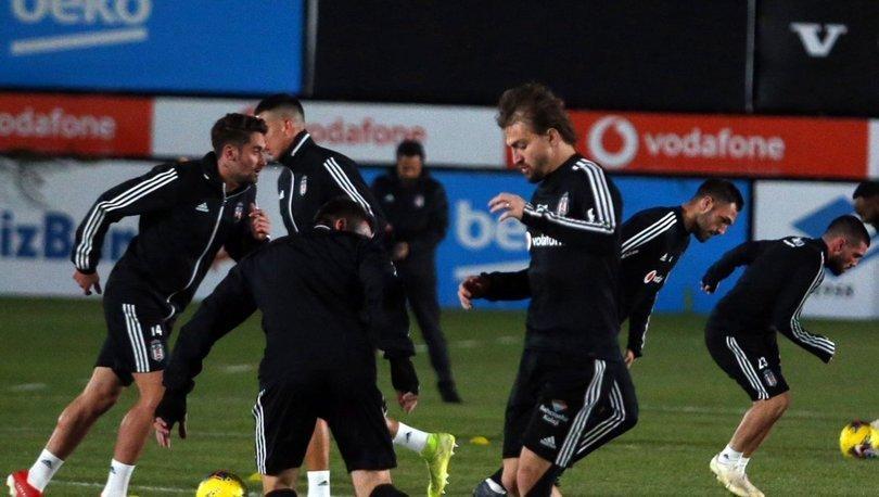 Beşiktaş, Fenerbahçe'ye hazır