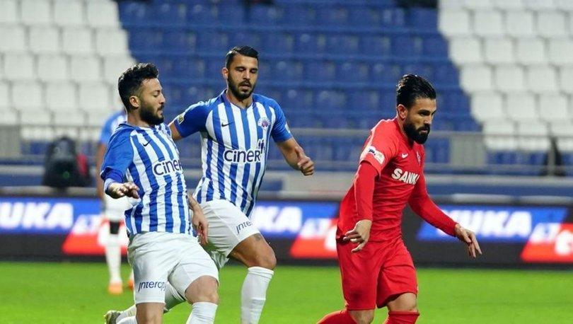 Kasımpaşa - Gaziantep FK