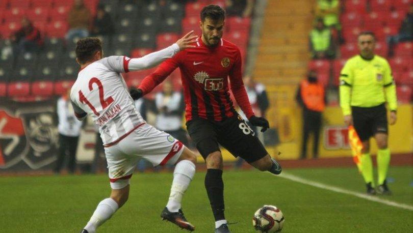 Eskişehirspor - Balıkesirspor