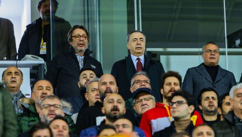 Göztepe Başkanı Mehmet Sepil: İyi oynadık. Takımdan memnunum