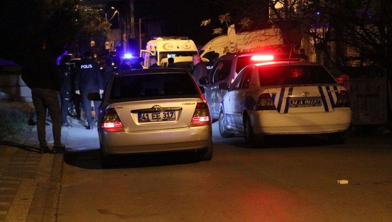 Ümraniye'de polise ateş edilen araçtaki 3 kişi gözaltına alındı