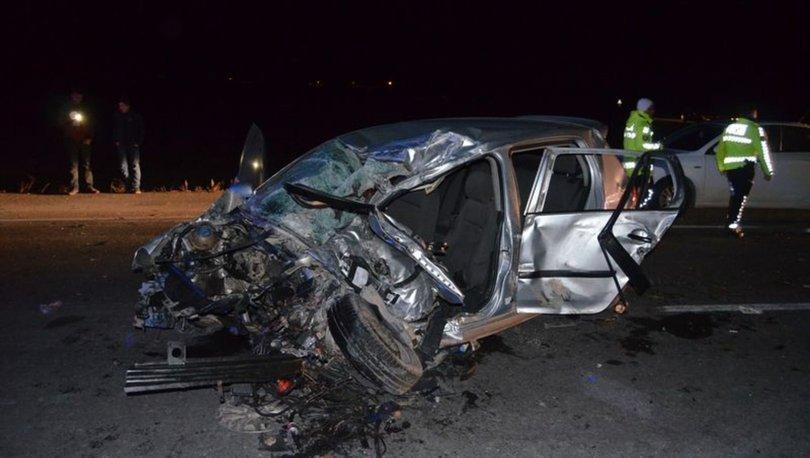 aksaray trafik kazası