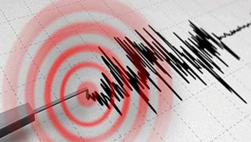 Son Depremler - Kandilli Rasathanesi 22 Aralık en son meydana gelen depremler listesi