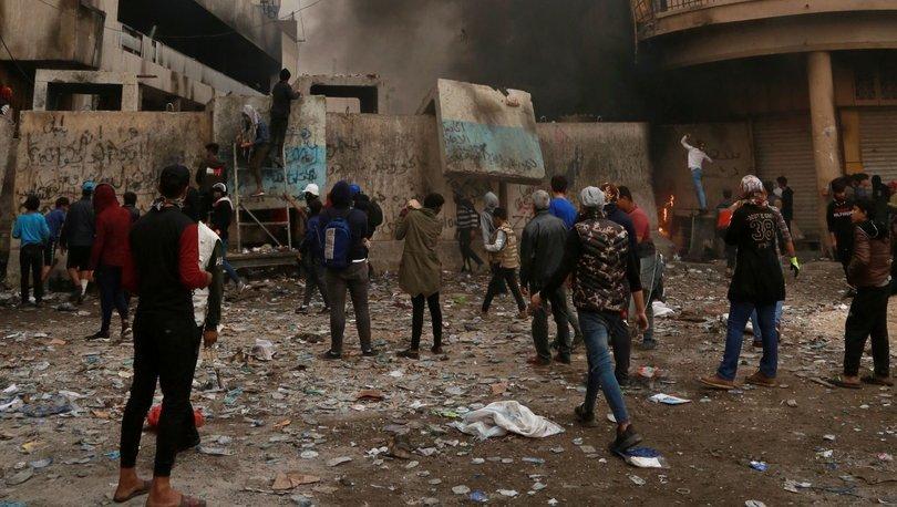 Irak'ta art arda patlama: 6 ölü, 7 yaralı