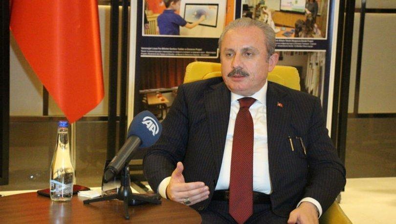 Şentop: Türkiye, ABD'ye mahkum değil