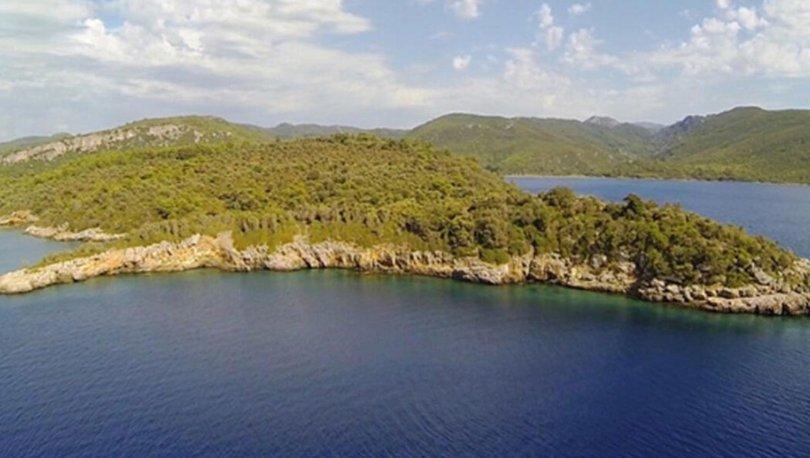 Satılık ada