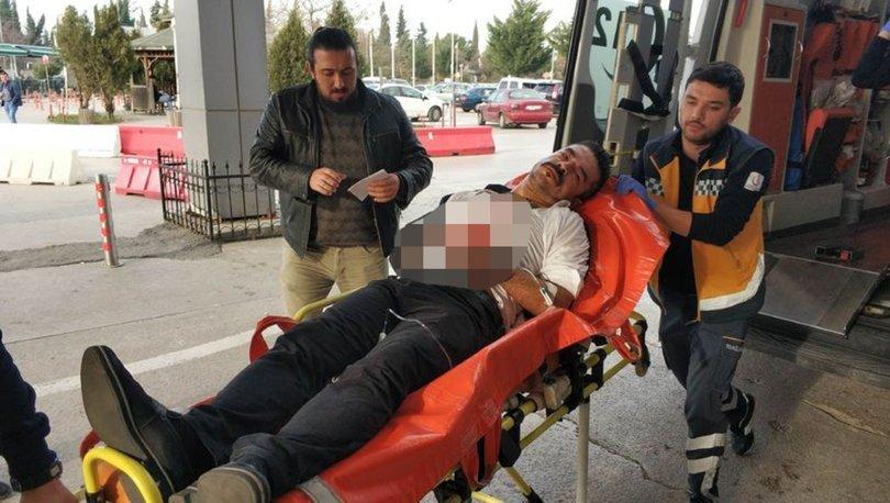Okul müdürüne silahla saldırı! Öğretmen ve eşine sokakta kurşun yağdırdı