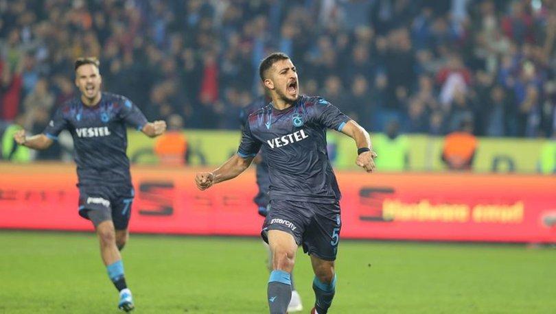 Trabzonspor'da Hosseini, Konyaspor maçı kadrosuna alınmadı