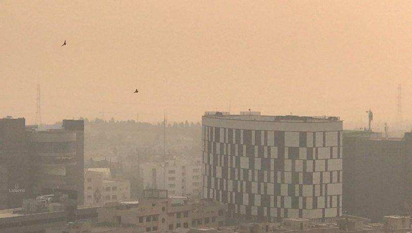 İran hava kirliliği