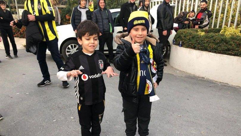 Fenerbahçe taraftarı Samandıra'da toplandı