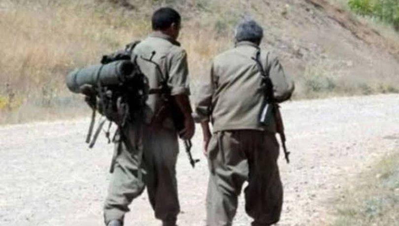 Son dakika! Şırnak'ta, PKK'lı 4 terörist teslim oldu
