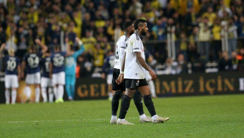 Beşiktaş derbide hüsrana uğradı