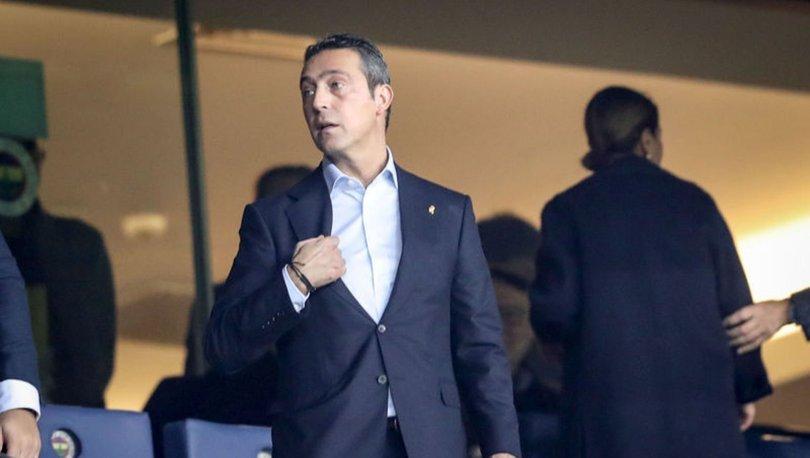 Başkan Ali Koç, maç sonu Ersun Yanal ile otoparkta sohbet etti