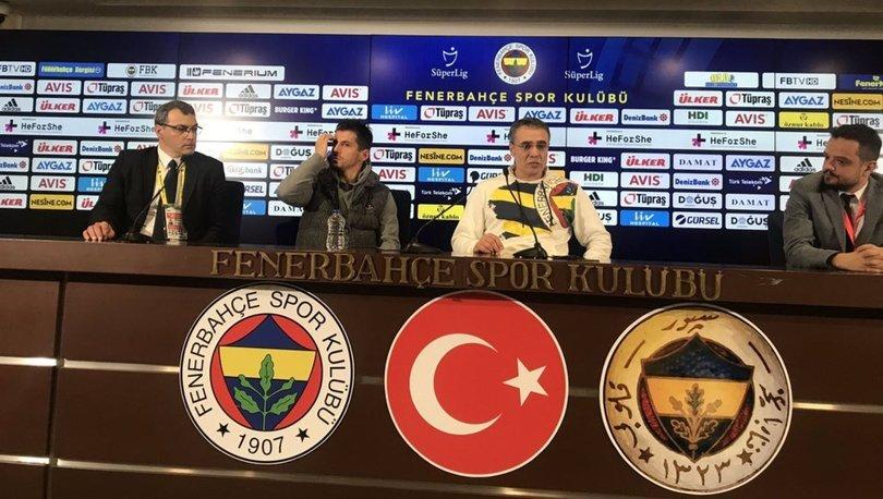 Ersun Yanal'dan SON DAKİKA açıklamalar: Teknik direktörsüz Fenerbahçe...