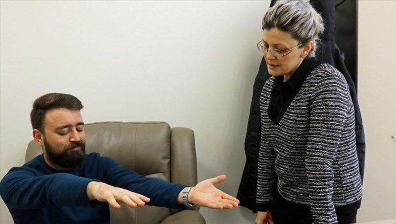 Kayseri Şehir Hastanesinde hipnozla tedavi yöntemi hastalıklara çare oluyor