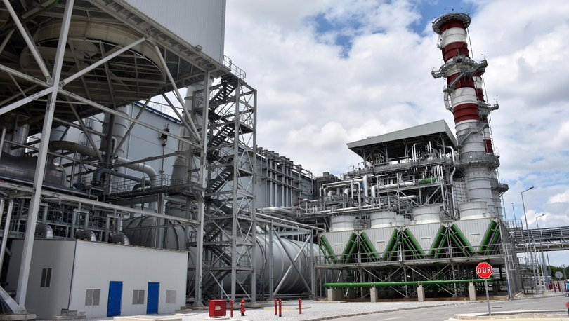 GAMA'nın 853 megavat santralında 560 milyon dolarlık yeniden yapılandırma