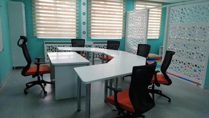 MEB özel öğrenciler için 81 ilde 'destek eğitim odası' oluşturdu