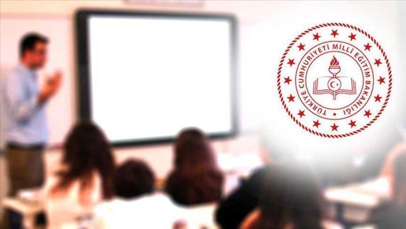Sözleşmeli öğretmenlik başvuruları ne zaman? MEB 2020 sözleşmeli öğretmenlik atamaları duyurusu