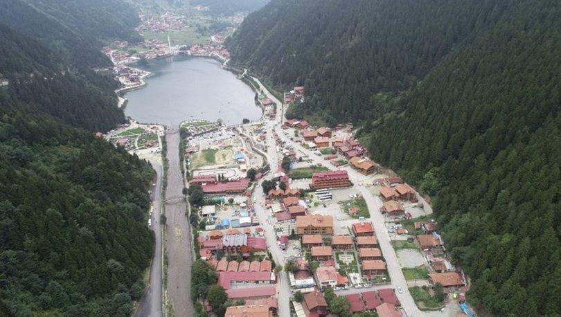 Trabzon uzungöl yıkım