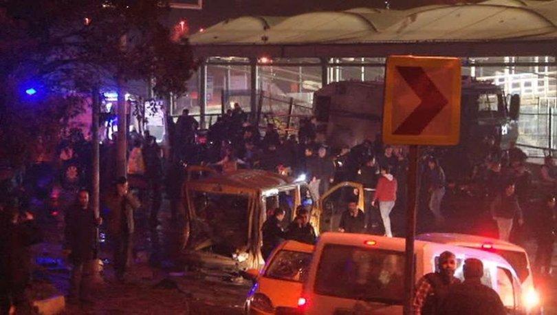 SON DAKİKA Beşiktaş saldırısı! Beşiktaş'a patlayıcı götürenler yakalandı!