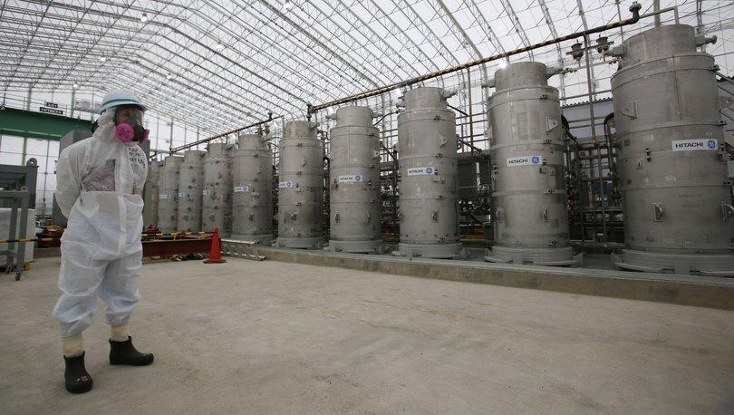 Japonya Fukuşima'nın radyoaktif suyundan kurtulmaya çalışıyor