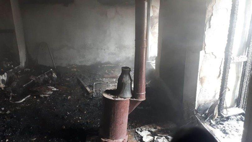 Son dakika haberleri... Yangın faciası! 2 çocuğunu kurtaran anne, bebeğine ulaşamadı