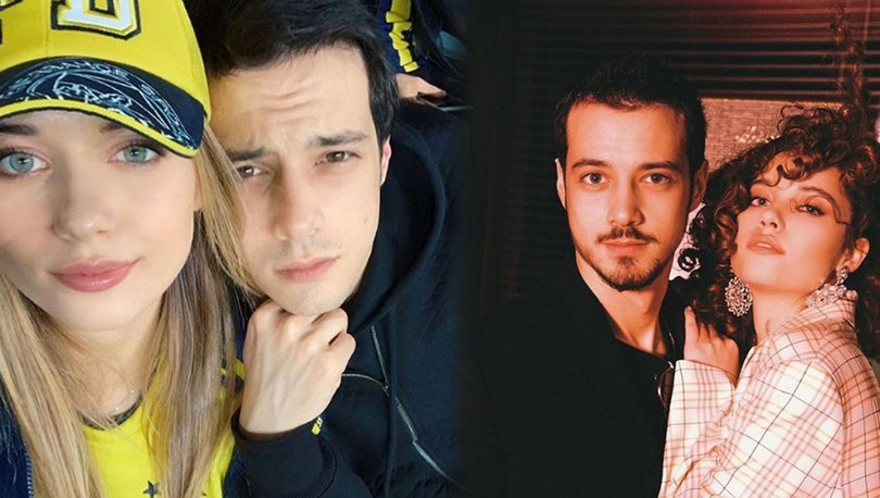 Afra Saraçoğlu, Mert Yazıcıoğlu
