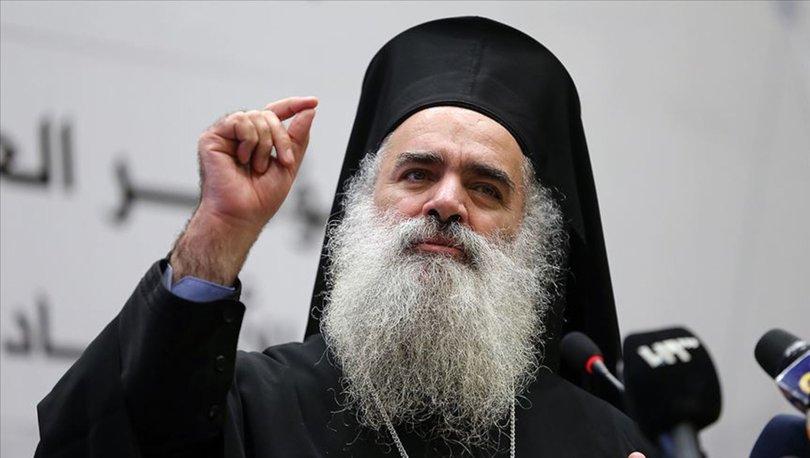 Filistinli başpapaz Hanna: Zehirlenmemde belirtiler İsrail'i gösteriyor