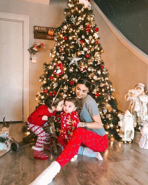 Berkay Şahin'in eşi Özlem Ada Şahin'e takipçilerinden yılbaşı tepkisi - Magazin haberleri