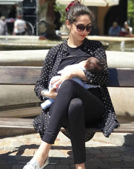 Uruguaylı damat Carlos Borthagaray: Ne güzel aile fotoğrafımız - Magazin haberleri