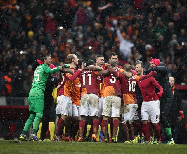 Galatasaray, UEFA'nın tüm zamanların en iyi takımları listesinde