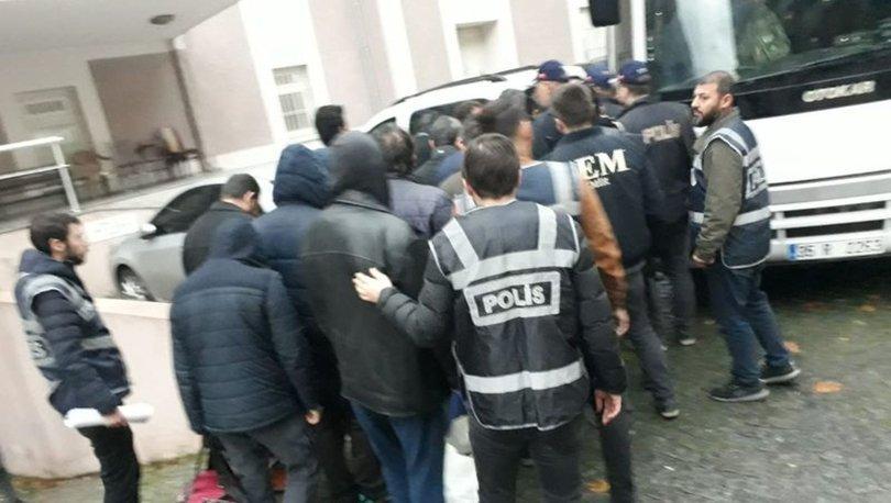 İstanbul'da FETÖ'nün TSK yapılanmasına yönelik soruşturmada 54 gözaltı kararı