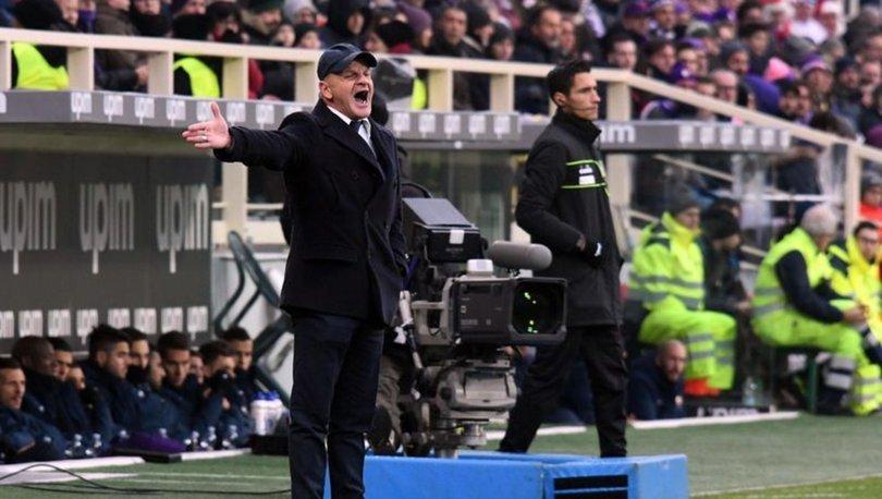 Giuseppe Iachini Fiorentina'nın yeni teknik direktörü oldu