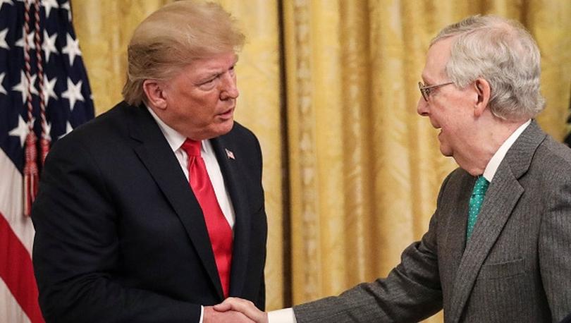 Trump'ın azil süreci: ABD'de senatörler Trump'ın nasıl yargılanması gerektiği konusunda anlaşamıyor