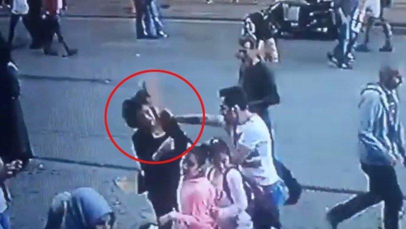 Son dakika haberleri... Ümraniye'de yanındaki kadını döven kişiye sessiz kalmadı
