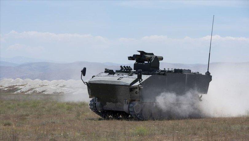 Türk Silahlı Kuvvetlerine 'Kaplan' gücü