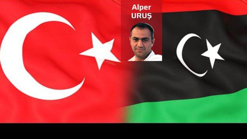 Son dakika haberleri: Türkiye ile Libya arasında