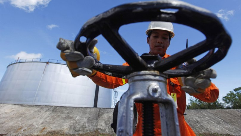 Brent petrol 66,76 dolar