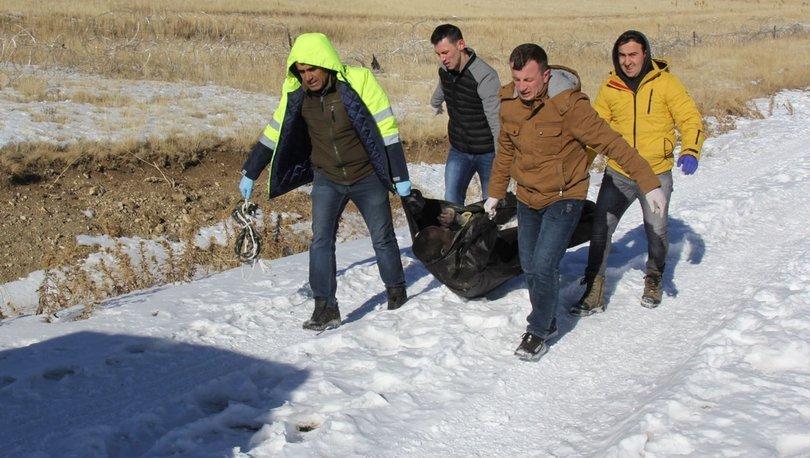 İran sınırı göçmen cesedi