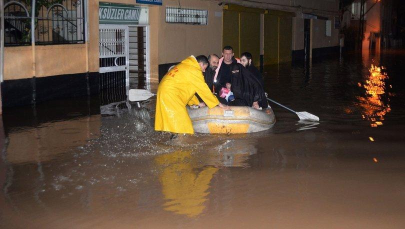 Adana yağış