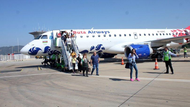 Azerbaycan'dan Türkiye'ye gelen turist sayısı 1 milyona koşuyor